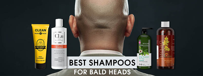 Best Shampoo for Bald Heads