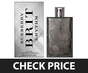 5 - Burberry Brit Rhythm Cologne
