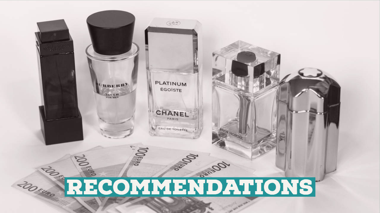 Burberry Colognes Recommendations