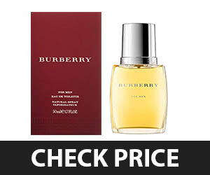 4 - Burberry Men's Classic Cologne