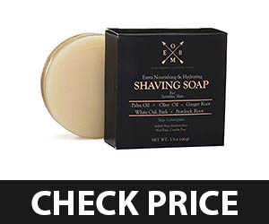 9 - Era Organics Sensitive Shaving Soap