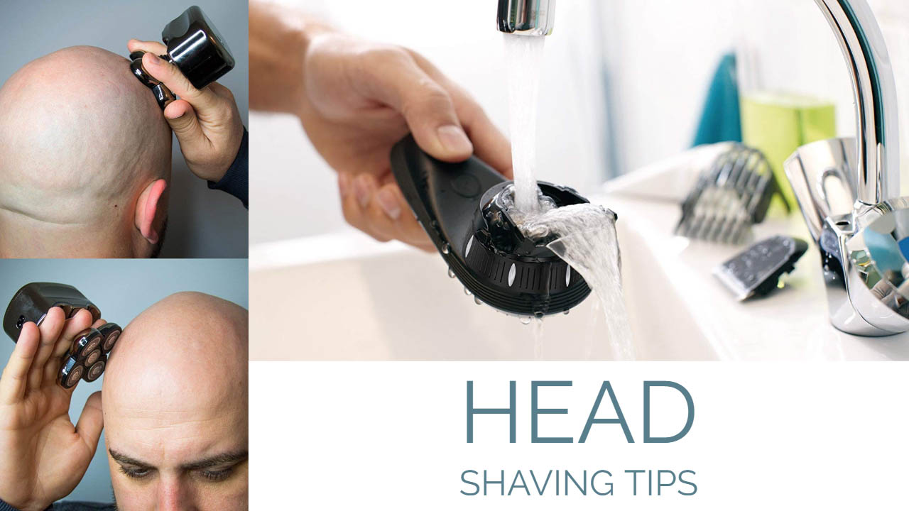 Head Shaving Tips