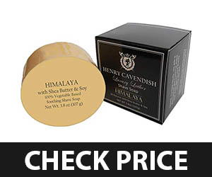 7 - Henry Cavendish Himalaya Sensitive Shaving Soap