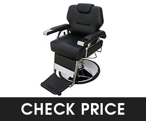 2 - BR Beauty K.O. Professional Barber Chair