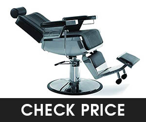 7 - Best Salon Heavy Duty Barber Chair