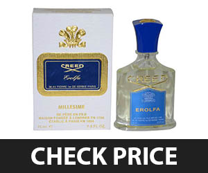 8 - Creed Erolfa Cologne
