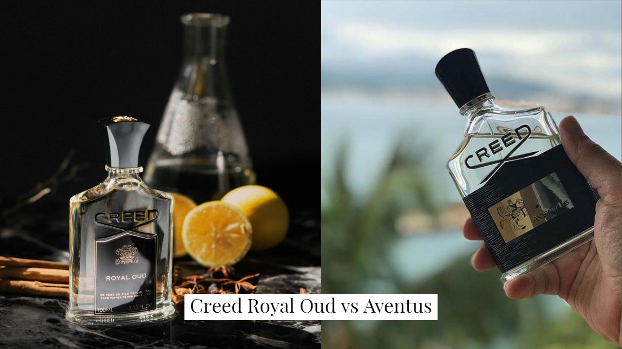 Creed Royal Oud vs Aventus