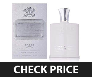 5 - Creed Silver Mountain Water Cologne