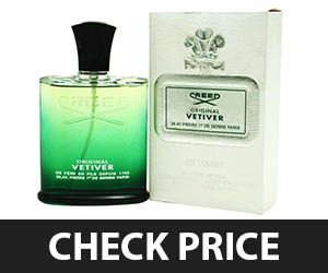 6 - Creed Vetiver Cologne
