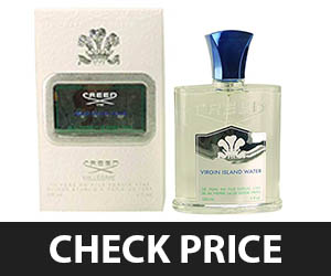 10 - Creed Virgin Island Water Cologne
