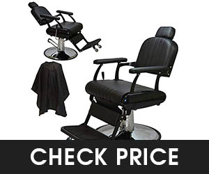 3 - LCL Beauty Classic Barber Chair