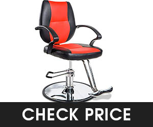 10 - Merax Classic Barber Chair