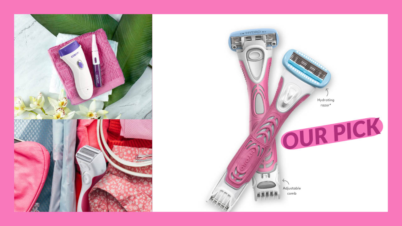 Our Pick of Best Shavers for Pubic Area Female 2019