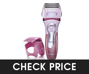 2 - Panasonic Close Curves Electric Shaver For Ladies ES2216PC