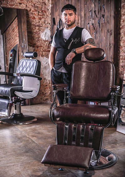 Recommended Barber Chair