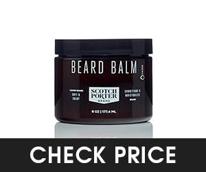 5 - Scotch Porter Beard Balm