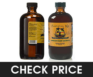 3 - Sunny Isle Jamaican Black Castor Oil