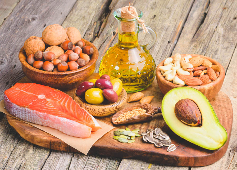 food sources that are good for patchy beard