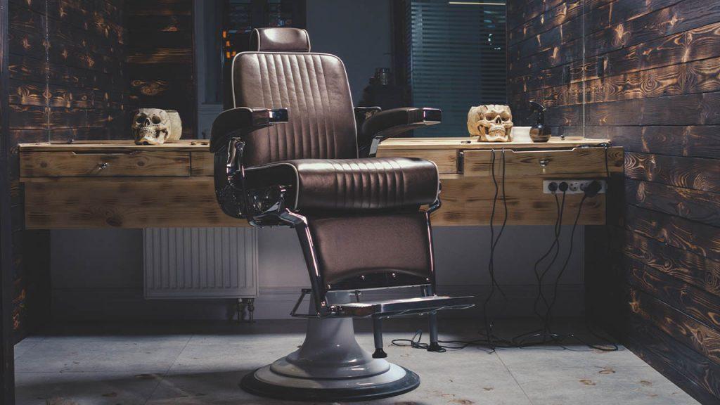heavy duty barber chair