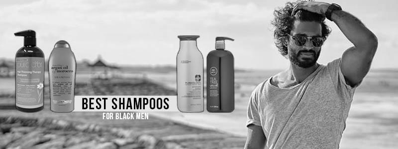 Best Shampoos for Black Men