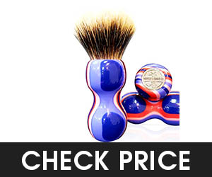 3 - Haircut and Shave Co. Synthetic Shaving Brush