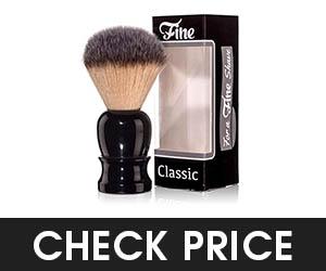 8 - Mr Fine Better Than Badger Synthetic Shaving Brush