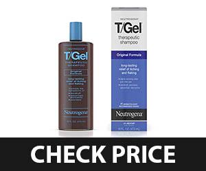 2 - Neutrogena T Gel Shampoo