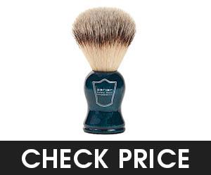1 - Parker Synthetic Bristle Shaving Brush