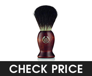 4 - The Body Shop Synthetic Shaving Brush