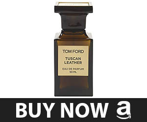 8 - Tom Ford Tuscan Leather Cologne