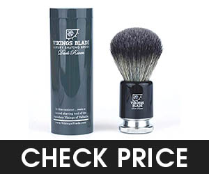 2 - VIKINGS BLADE Luxury Synthetic Shaving Brush