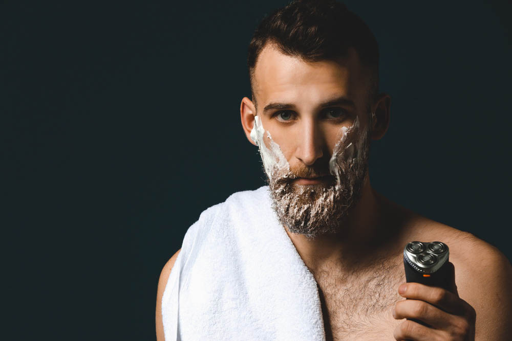 benefits of using a rotary shaver