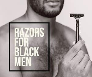 razors for black men