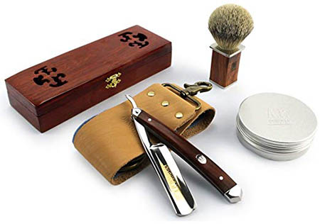 A.P. Donovan Straight Razor Kit