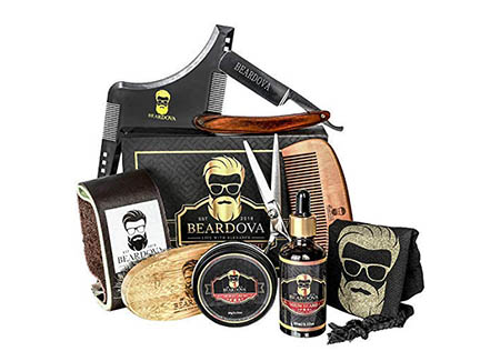 BEARDOVA Straight Razor Kit