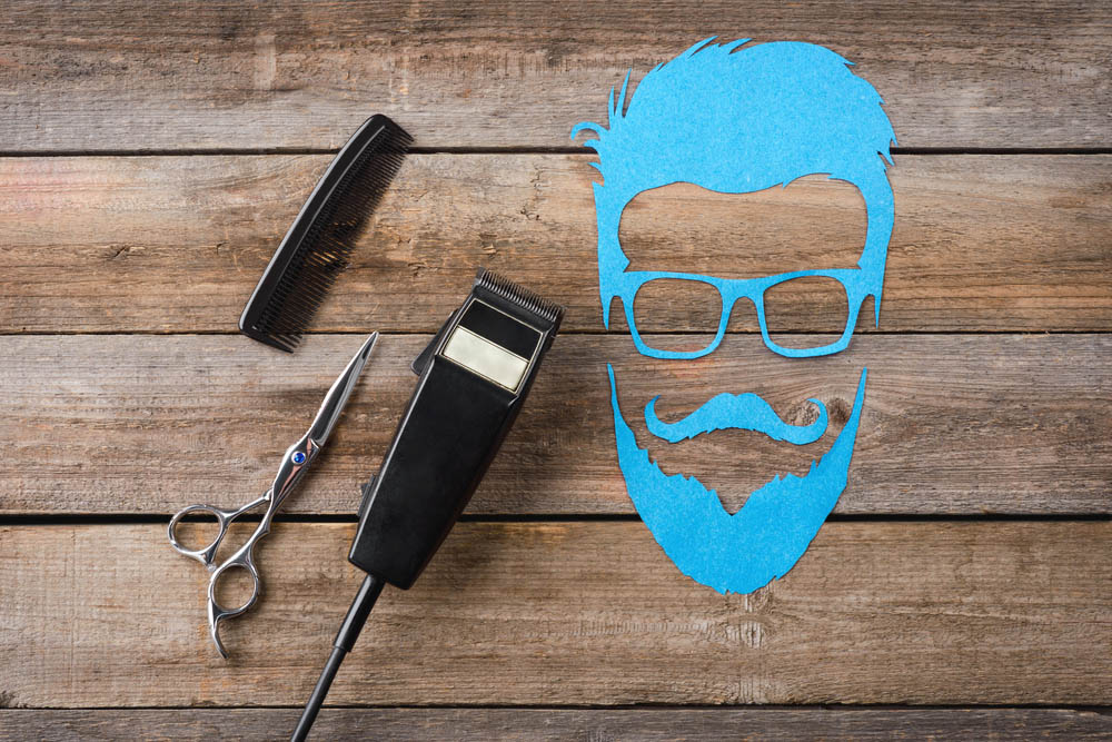 Beard Trimmer vs Scissor
