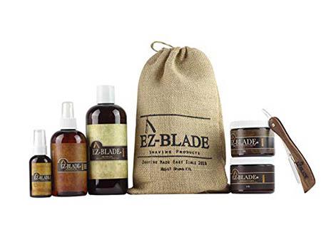 EZ BLADE Straight Razor Kit