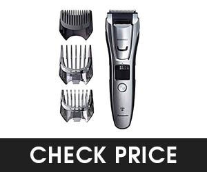 9 - Panasonic ER-GB80-S Beard Trimmer