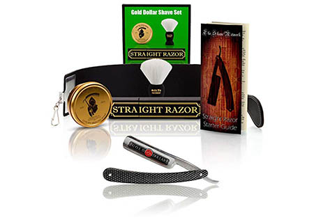 The Shave Network Straight Razor Kit