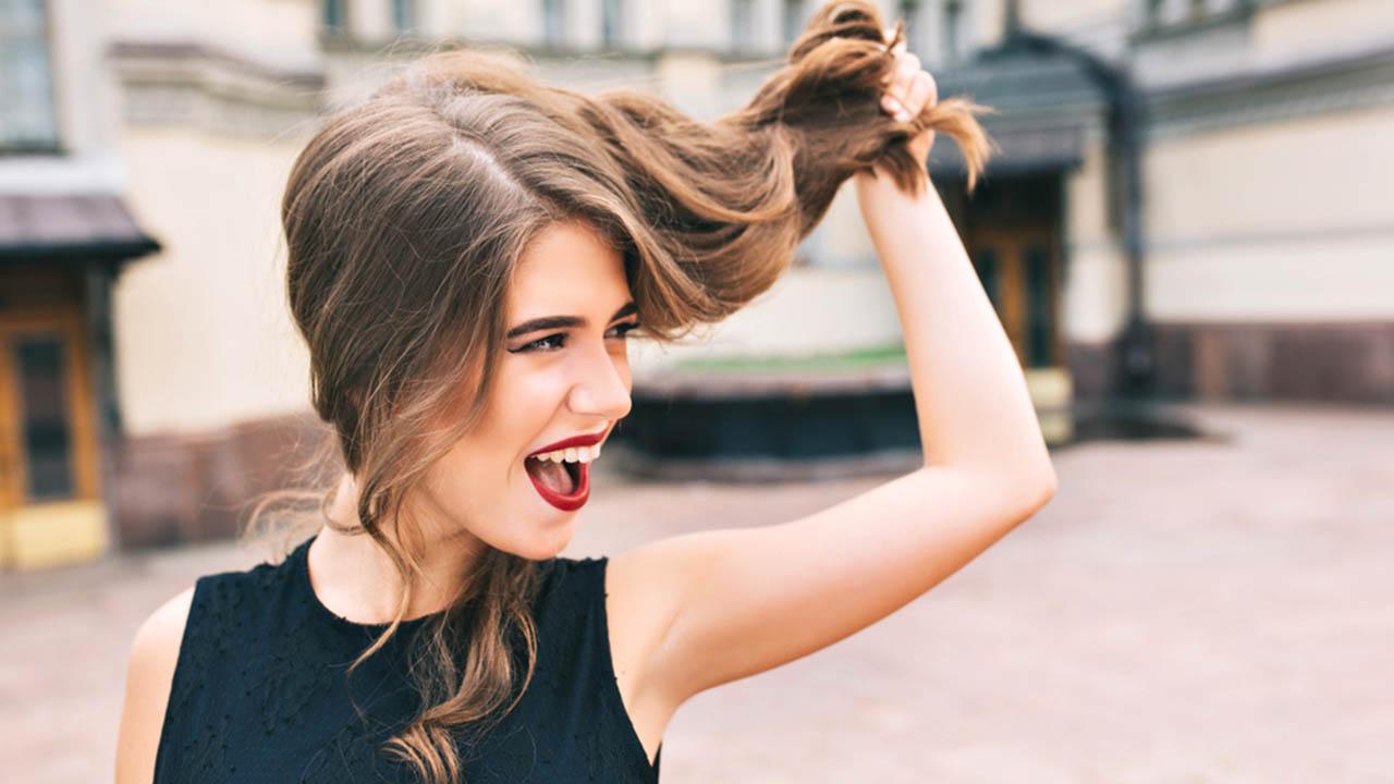 hair free face