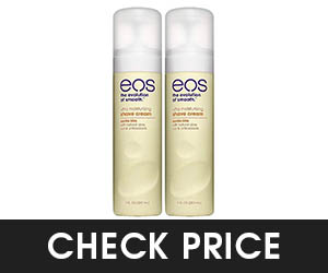 5. EOS Ultra Moisturizing Womens Shaving Cream