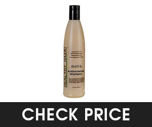 1. Healthy Hair Plus ANTI-b Antibacterial Shampoo
