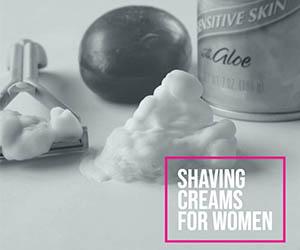 Shaving Cream For Women