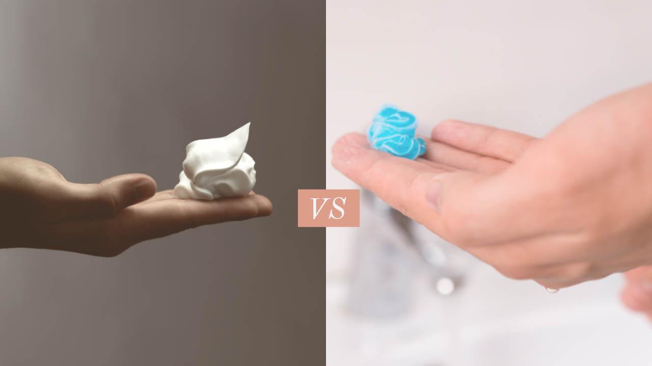Shaving Cream vs Gel