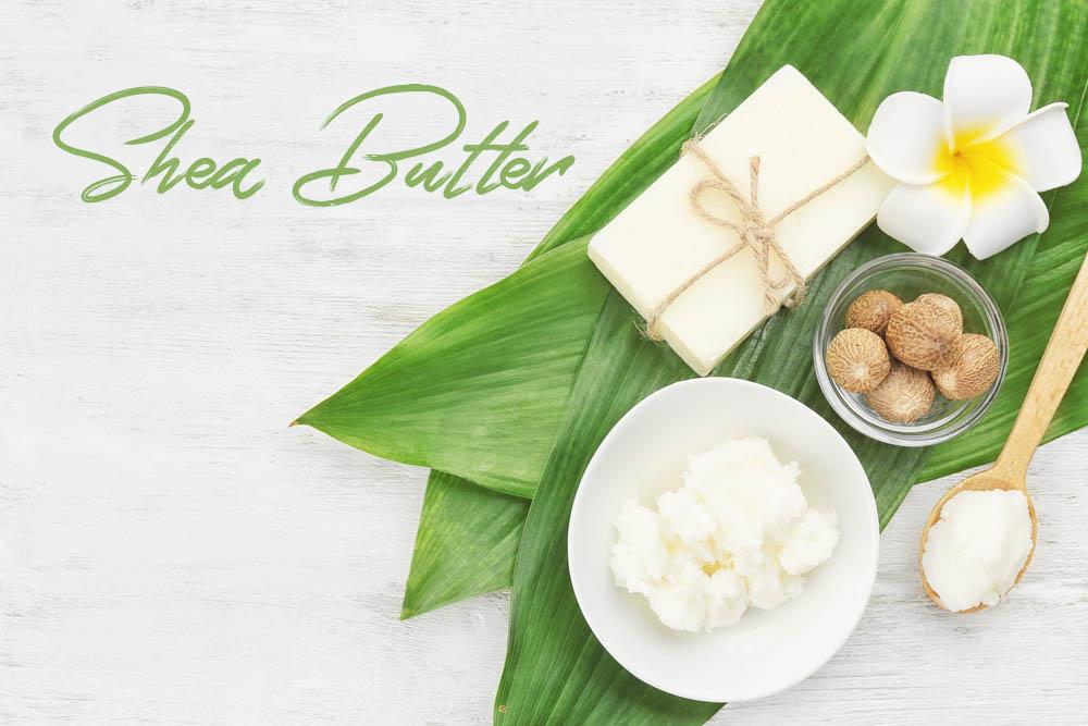 Shea Butter in Shaving Cream