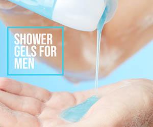 Shower Gels For Men 2019