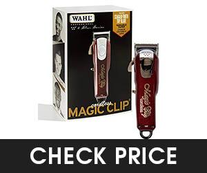 4 - Wahl Magic Clip Cordless