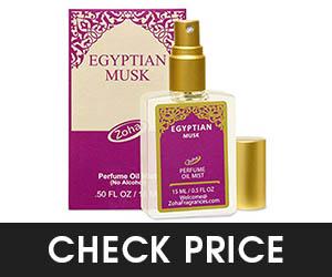 3 - Zoha Egyptian Musk Perfume Oil