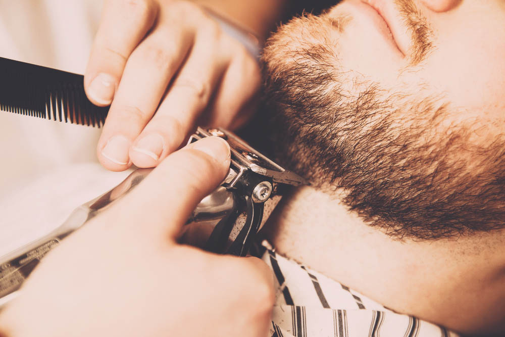 beard neckline guide