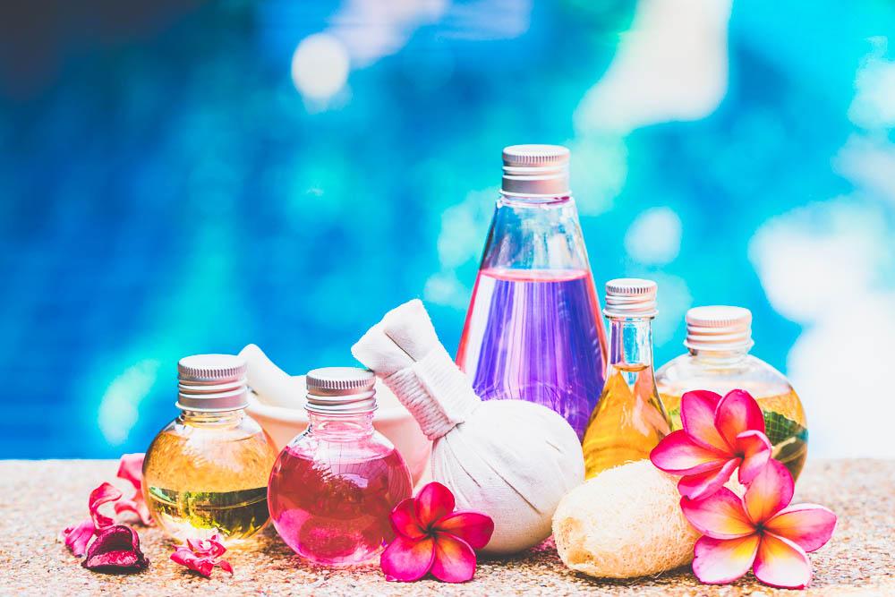 fragrances in shower gels